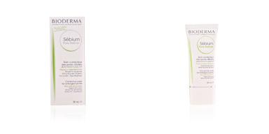 Bioderma SEBIUM pore refiner concentré correcteur pores dilatés 30 ml