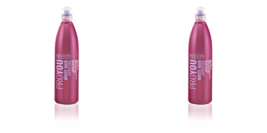 PROYOU WHITE HAIR shampoo Revlon