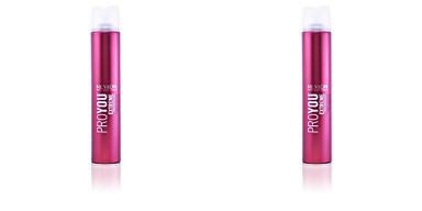 PROYOU EXTREME hair spray Revlon