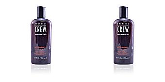 ANTI-DANDRUFF sebum control shampoo American Crew