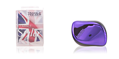 COMPACT STYLER purple dazzle Tangle Teezer