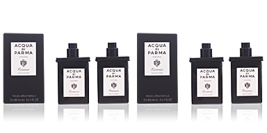 Acqua Di Parma cologne ESSENZA eau de cologne travel spray refills 2x30 ml