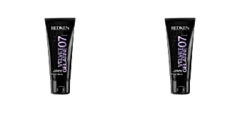 SMOOTH velvet gelatine 07 cushioning blow dry gel Redken