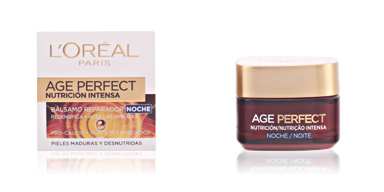 L'Oréal AGE PERFECT NUTRICION INTENSA night cream 50 ml