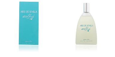 Aire Sevilla AIRE DE SEVILLA blue FRESH eau de toilette spray 150 ml