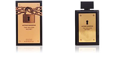Antonio Banderas THE GOLDEN SECRET eau de toilette spray 200 ml