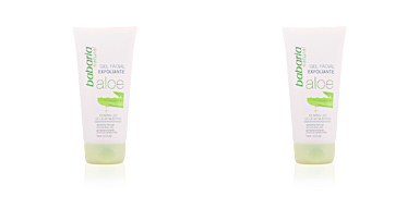Babaria ALOE VERA gel exfoliante facial 150 ml