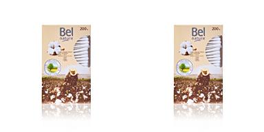 Bel NATURE ECOCERT bastoncillos cartón algodón orgánico 200 pz