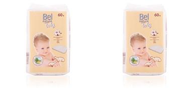 Bel NATURE ECOCERT maxi discos bebé algodón 100% orgánico 60 pz