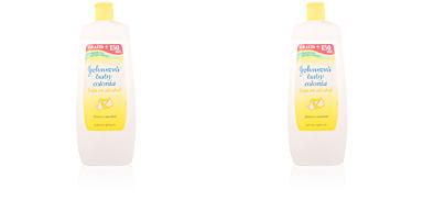 Johnson's BABY cologne baja en alcohol 600 +150 ml