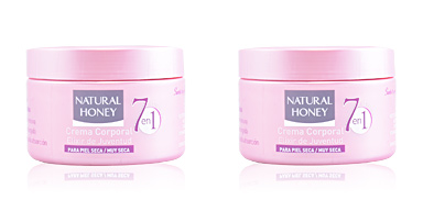Natural Honey 7 EN 1 BENEFICIOS crema corporal 250 ml