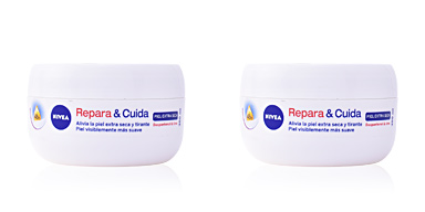 Nivea REPARA & CUIDA body cream piel extra seca 300 ml