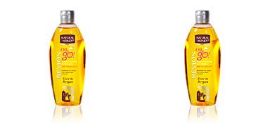 Natural Honey ELIXIR  DE ARGAN OIL & GO aceite corporal 300 ml