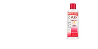 FLEX KERATIN shampoo dyed&highlighted hair 650 ml Revlon