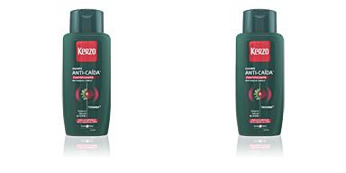 Kerzo FRECUENCIA anti-hair fall fortificante cabellos normales 400 ml