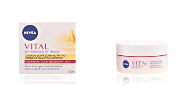 Nivea VITAL ARGAN crema anti-arrugas piel madura y seca 50 ml