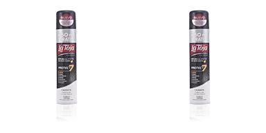 La Toja HIDROTERMAL espuma afeitar protect7 spray 250+50 ml