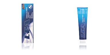 Lea SENSITIVE SKIN crema de afeitar con brocha 150 gr