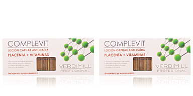 Verdimill VERDIMILL PROFESIONAL anti-hair fall placenta 12 ampollas