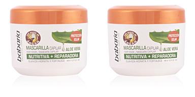 Babaria ALOE VERA mask capilar reparadora 400 ml