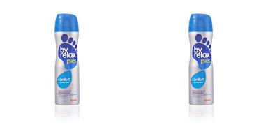 Byly BYRELAX PIES CONFORT deodorant spray 250 ml