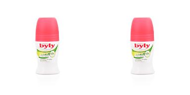 Byly ORGANIC EXTRA FRESH deodorant roll-on 50 ml