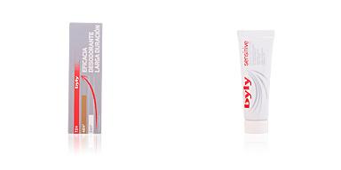 Byly BYLY ORIGINAL deodorant cream sensitive 72 horas 25 ml
