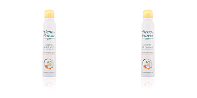 Heno De Pravia GLICERINA TÉ BLANCO deodorant spray 200 ml