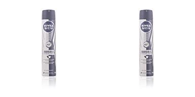 Nivea MEN BLACK & WHITE INVISIBLE deodorant spray 200 ml