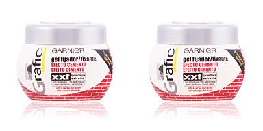 Garnier GRAFIC efecto cemento gel fijador extremo 300 ml