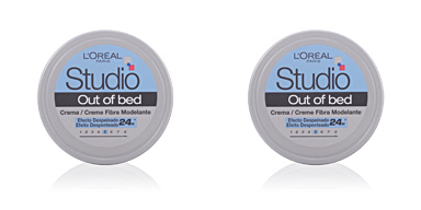 L'Oréal STUDIO LINE OUT OF BED modelling cream nº5 150 ml