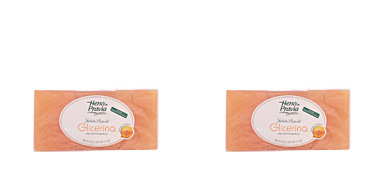 Heno De Pravia GLICERINA soap NATURAL SET 3 pz