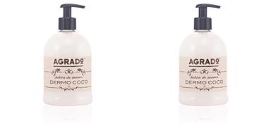 Agrado soap MANOS liquid coco 500 ml