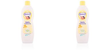 Nenuco BAÑO HIDRATANTE con leche de almendras dulces 750 ml