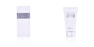 Dior EAU SAUVAGE shaving cream 150 ml