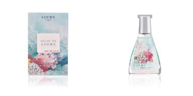 Loewe AGUA DE LOEWE MAR DE CORAL eau de toilette spray 50 ml