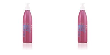 PROYOU TEXTURE liss hair termoprotector smooth hair Revlon