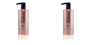 STYLE MASTERS shampoo for curly hair Revlon