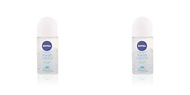 Nivea FRESH NATURAL deodorant roll-on 50 ml