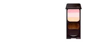 Shiseido FACE COLOR enhancing trio #PK1-lychee 7 gr
