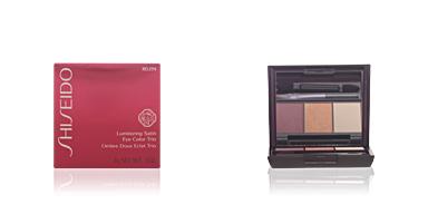 Shiseido LUMINIZING SATIN eye color trio #RD299-beach grass 3 gr
