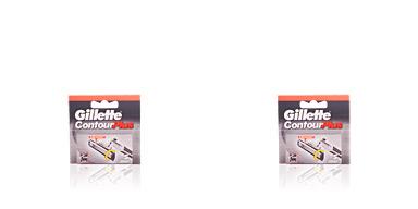 Gillette CONTOUR PLUS cargador 5 recambios
