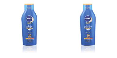 Nivea SUN PROTEGE&HIDRATA leche SPF20 400 ml