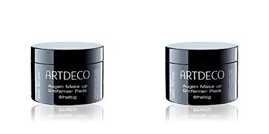 Artdeco DISCOS DESMAQUILLANTES OJOS con aceite 60 uds