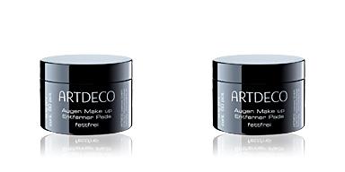 Artdeco DISCOS DESMAQUILLANTES OJOS sin aceite 60 uds