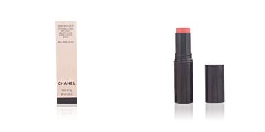 Chanel LES BEIGES stick belle mine naturelle blush #22-coral 8 gr