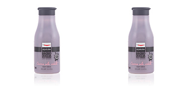 Aquolina LE GOURMAND bath foam #violet cream 250 ml