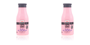 Aquolina LE GOURMAND body milk #rose frosted cupcake 250 ml