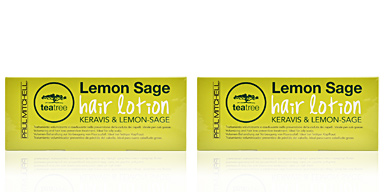 Paul Mitchell TEA TREE LEMON SAGE hair lotion 12 x 6 ml