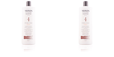 SYSTEM 4 shampoo volumizing very weak fine hair Nioxin